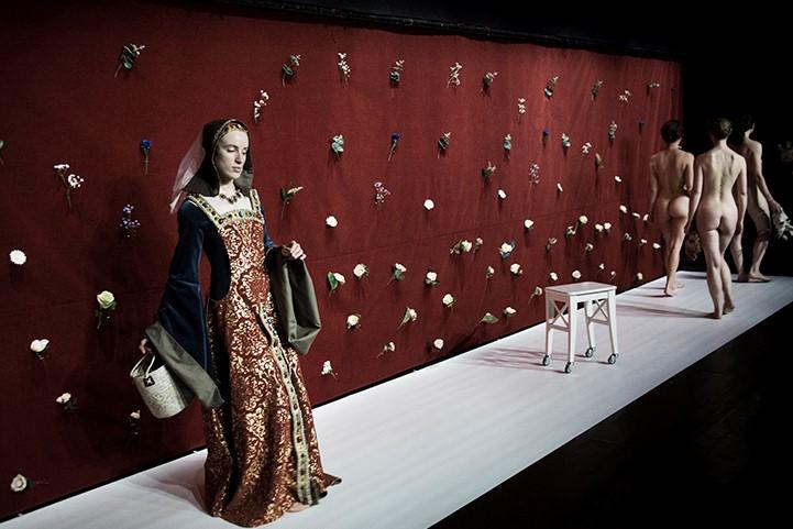 Gaёlle Borges, A mon ceul desir. Photo: Danielle Voirin