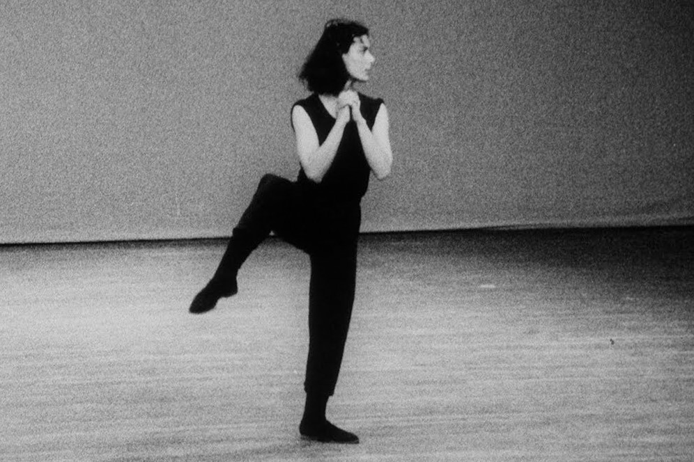Yvonne Rainer. Reflection mode, according to Susanne Leigh Foster