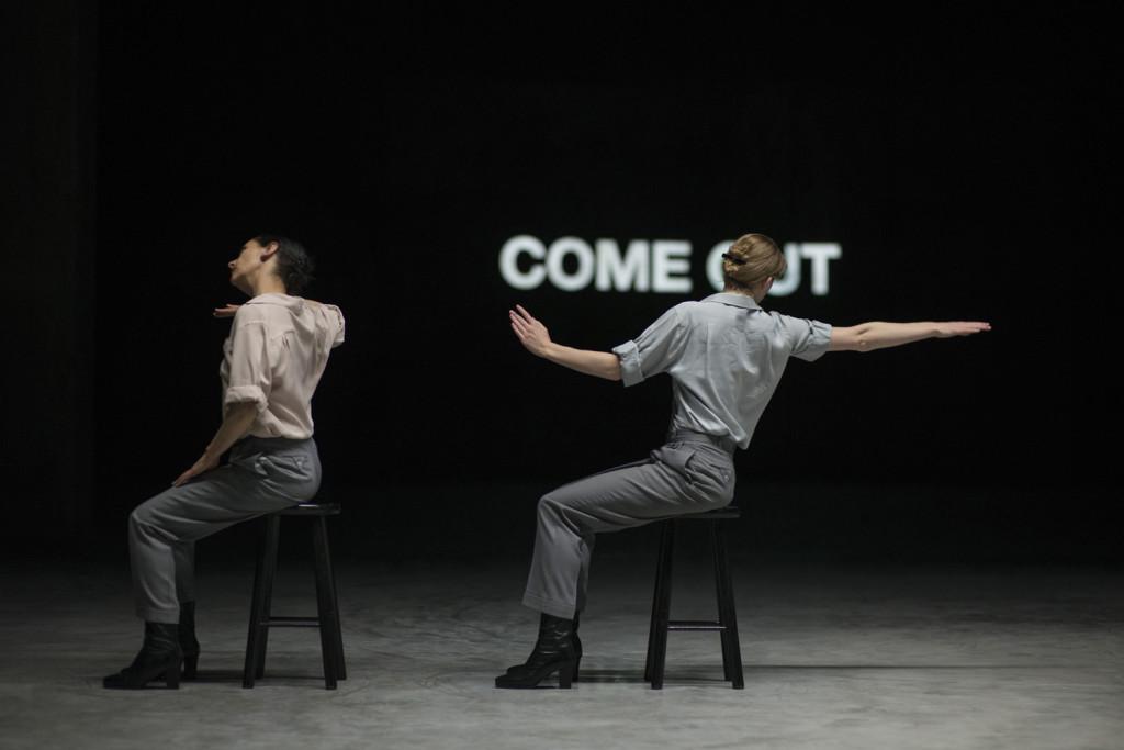 Анна Тереза де Кеерсмакер, Fase: Four Movements to the Music of Steve Reich, 2012, фотограф: Хьюго Глендиннинг
